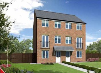 Thumbnail 3 bed mews house for sale in Beadle Avenue, Wardle, Rochdale