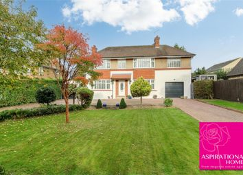 Thumbnail 4 bed detached house for sale in Butts Road, Raunds, Wellingborough, Northamptonshire