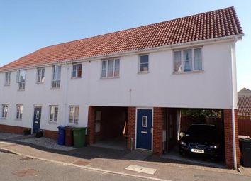 Thumbnail 2 bed maisonette for sale in Chafford Hundred, Grays, Essex