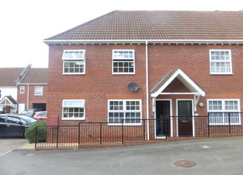 Thumbnail 2 bed property to rent in Lavenham Court, Peterborough