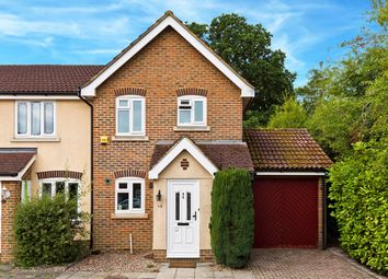 Thumbnail 2 bed end terrace house for sale in Aghemund Close, Chineham, Basingstoke