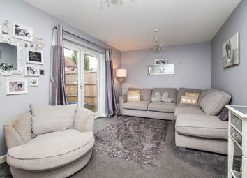 Thumbnail 3 bed terraced house for sale in Sandringham Way, Bognor Regis