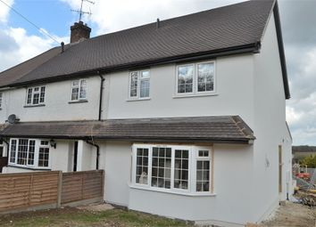 Thumbnail 3 bed end terrace house for sale in Benningfield Road, Widford, Hertfordshire