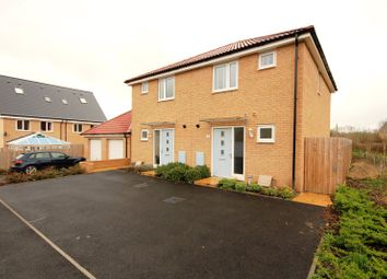 Thumbnail 2 bedroom semi-detached house for sale in Marigold Close, Emersons Green, Bristol