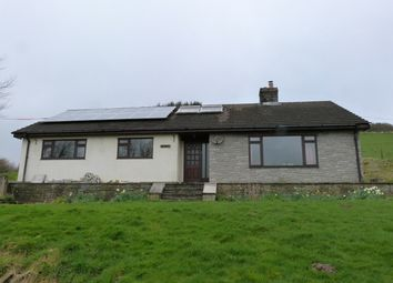 Thumbnail 4 bed equestrian property for sale in Beulah, Builth Wells