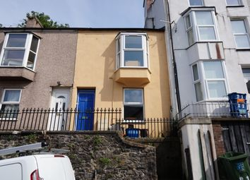 Thumbnail 3 bed terraced house for sale in Caellepa, Bangor