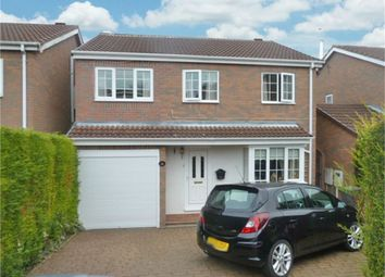 Thumbnail 4 bed detached house for sale in Nottingham Close, Wingerworth, Chesterfield, Derbyshire