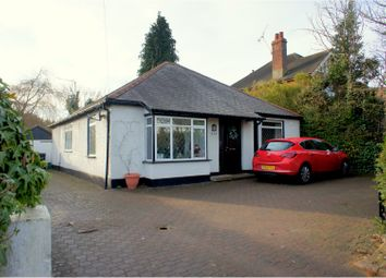 Thumbnail 3 bed detached bungalow for sale in Guildford Road, Woking