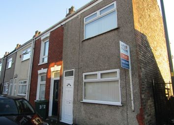 Thumbnail 3 bed end terrace house to rent in Hildyard St, Grimsby