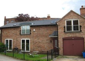 Thumbnail 2 bed cottage to rent in Nightingale Mews, Derby