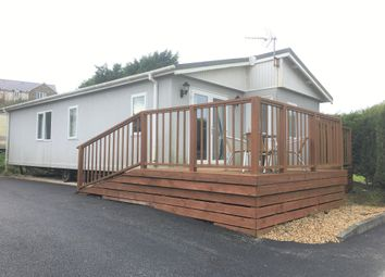 Thumbnail 3 bed mobile/park home to rent in Penglais, Aberystwyth