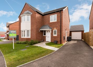 Thumbnail 4 bed detached house for sale in Honeysuckle Way, Rednal, Birmingham