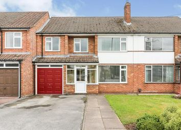 4 bed semi-detached house for sale in Broad Lane, Eastern Green, Coventry, West Midlands CV5