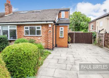 Thumbnail 2 bed semi-detached bungalow for sale in Shipley View, Davyhulme, Manchester