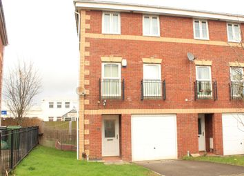 Thumbnail 3 bedroom end terrace house for sale in Heol Dewi Sant, Heath, Cardiff