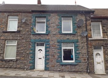 Thumbnail 2 bed terraced house for sale in Grovefield Terrace, Tonypandy, Mid Glamorgan