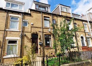 Thumbnail 4 bed terraced house for sale in Rugby Place, Bradford