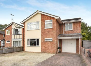 Thumbnail 4 bed detached house for sale in Laurel Drive, Southmoor, Abingdon