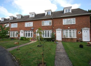 Thumbnail 4 bed terraced house to rent in Gainsborough Court, Walton On Thames, Surrey
