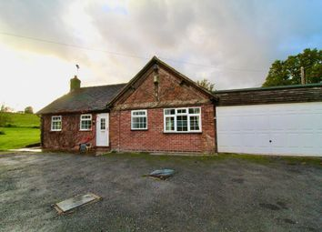 Thumbnail 2 bed detached bungalow to rent in Green Lane, Sandon Bank, Salt, Nr Stafford