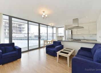 Thumbnail 2 bed flat to rent in Abbott's Wharf, Poplar