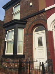 Thumbnail 3 bed end terrace house to rent in Beresford Road, Toxteth, Liverpool