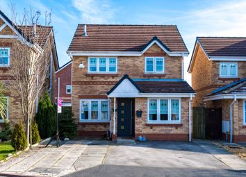 3 bed detached house for sale in Caplin Close, Kirkby, Liverpool L33