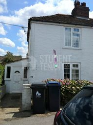 Thumbnail 4 bedroom semi-detached house to rent in Rough Common Road, Canterbury