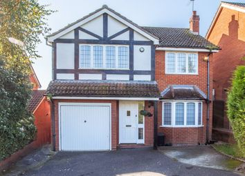 Thumbnail 4 bed detached house for sale in Copthorn Avenue, Broxbourne
