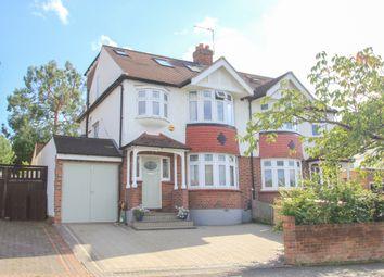 Thumbnail 4 bed semi-detached house for sale in Surbiton Hill Park, Surbiton