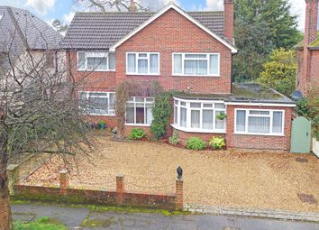 Thumbnail 5 bed detached house for sale in Greenmeads, Woking