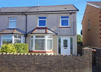 Thumbnail 2 bed semi-detached house for sale in Gelligaer Road, Cefn Hengoed