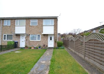 Thumbnail 2 bed end terrace house to rent in Redwood Close, Worthing