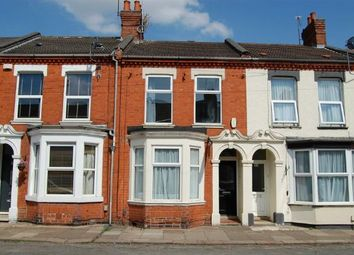 Thumbnail 2 bed terraced house for sale in Wycliffe Road, Abington, Northampton