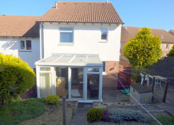 Thumbnail 2 bed end terrace house for sale in Slade Close, Staddiscombe, Plymouth