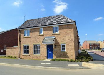Thumbnail 3 bedroom detached house for sale in Damselfly Road, Pineham, Northampton