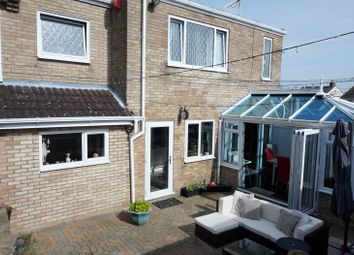 Thumbnail 4 bed semi-detached house for sale in Churchill Avenue, Wellingborough