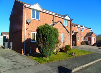 Thumbnail 2 bed semi-detached house to rent in Rosewood Close, South Normanton, Alfreton