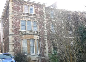 Thumbnail 3 bed flat to rent in Apsley Road, Clifton, Bristol