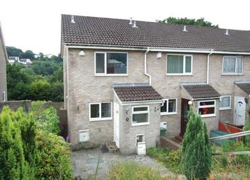 Thumbnail 2 bed end terrace house for sale in Eggbuckland, Plymouth, Devon