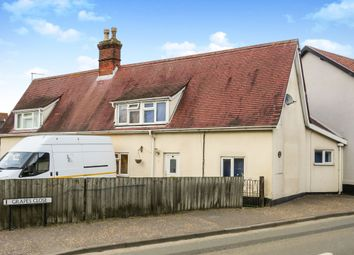 Thumbnail 3 bedroom semi-detached house for sale in Grapes Close, Attleborough