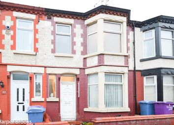 Thumbnail 3 bed terraced house for sale in Bowley Road, Liverpool, Merseyside