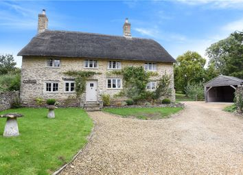 Thumbnail 4 bed detached house to rent in Spring Lane, Longburton, Sherborne