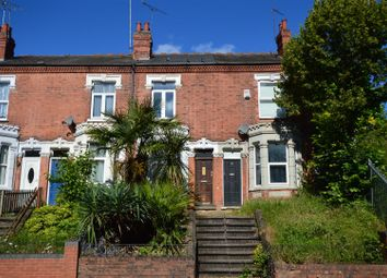 Thumbnail 2 bed terraced house for sale in Albany Road, Earlsdon, Coventry