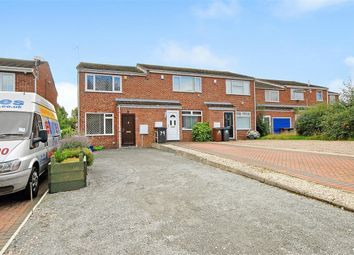 Thumbnail 2 bed end terrace house for sale in Lowlands Close, Rectory Farm, Northampton