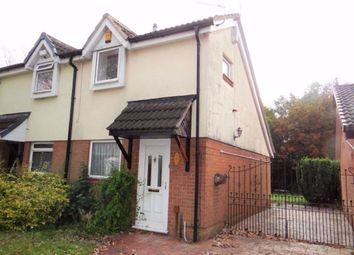 Thumbnail 1 bed semi-detached house for sale in Little Pastures, Leigh, Lancashire
