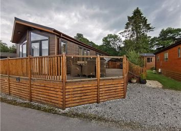 Thumbnail 2 bedroom lodge for sale in Lakeside, White Cross Bay, Windermere