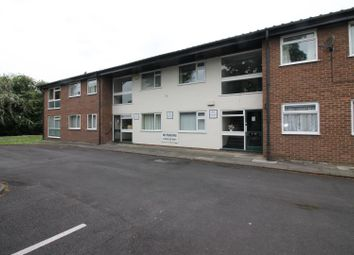 Thumbnail 1 bed flat for sale in Woodbank Court, Canterbury Road, Urmston, Manchester