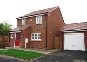 Thumbnail 3 bed property to rent in Michie Road, Loughborough
