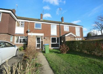 Thumbnail 3 bed terraced house for sale in Corsletts Avenue, Broadbridge Heath, Horsham